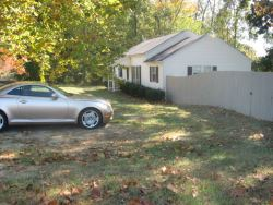 3 BR Home fenced, deck, central air/heat/rural/