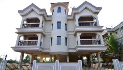 Service Apartments available in Goa for rent(well furnished)